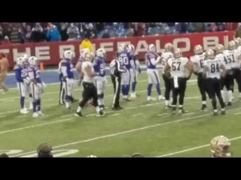 Buffalo Bills streaker