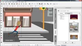 crazytalk animator 2 tutorial 3d motion key editor