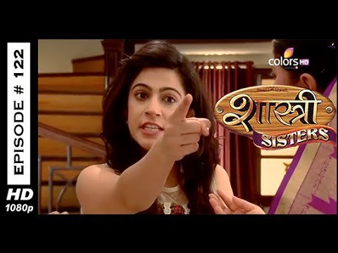 Shastri Sisters - शास्त्री सिस्टर्स - 9th December 2014 - Full Episode (HD)