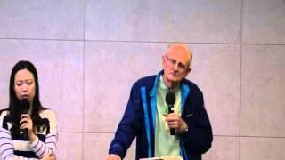 for Walking Prayer) 헨리 그루버(Henry Gruver) 20130507, 부산