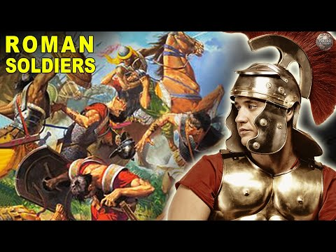 What It Was Like to Be a Roman Soldier