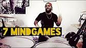 """Kaz Rodriguez - """"7 Mindgames"""" Drum Cover"""