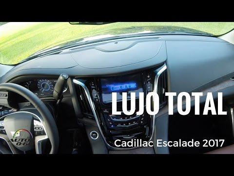 Test Drive Cadillac Escalade Premium Luxury 2017 en Miami