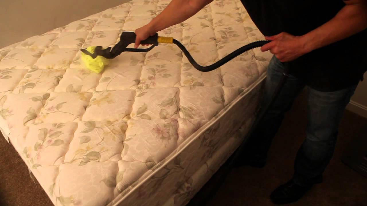 Steam Mattress Cleaning Machines For Bed Bugs Removal