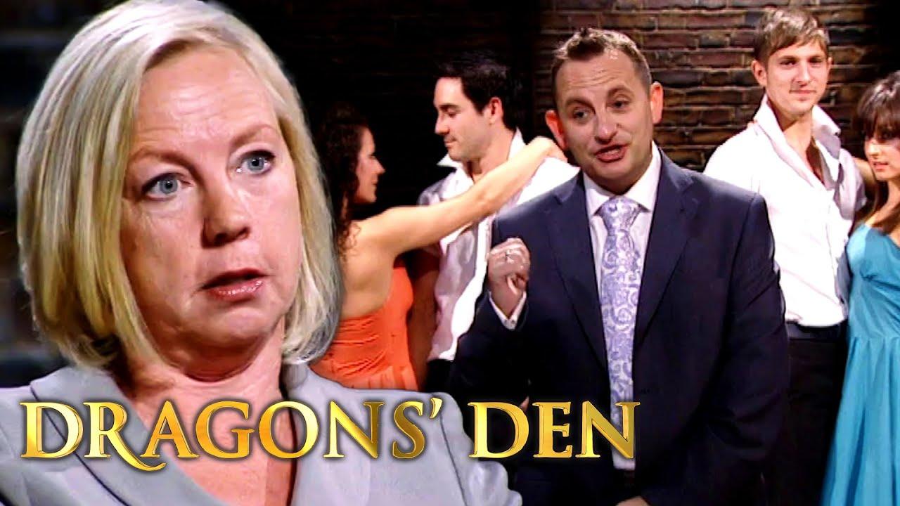 Deborah's Vast Experience Exposes Entrepreneur's USP | Dragons' Den