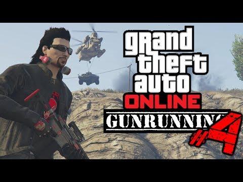 GTA: Online Gunrunning 4: Offshore Assets