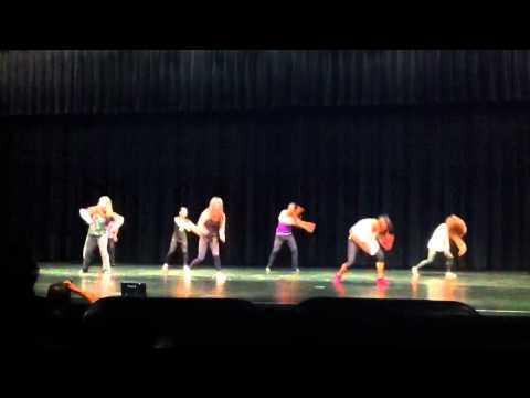 Beginning modern dance midterm