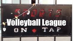 Sports on Tap Saskatoon volleyball league
