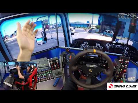 American Truck Simulator Single Player