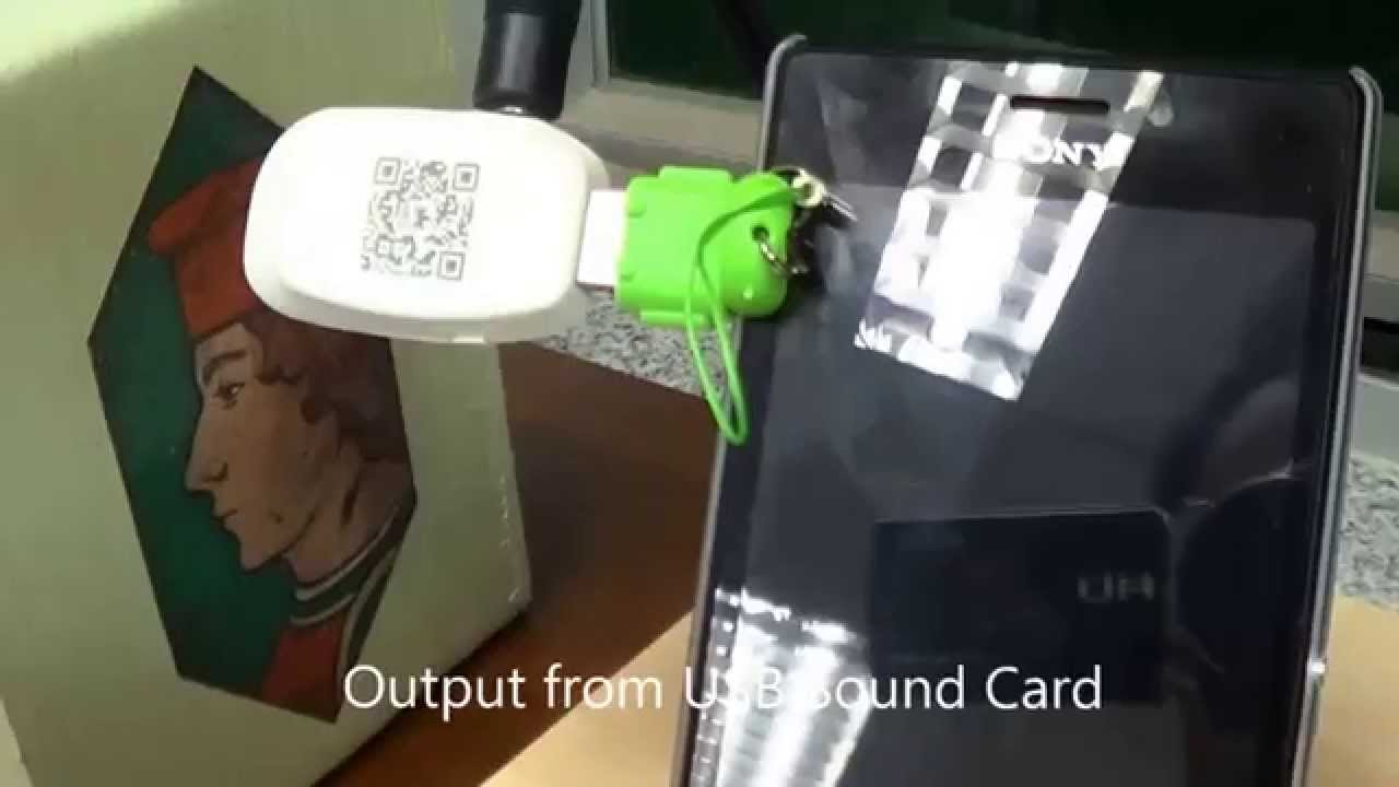 JKY MUSIC HiFi Bluetooth Audio Receiver x USB Sound Card ...