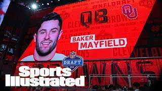 Browns: Did John Dorsey Make Best Move Possible With Baker Mayfield? | SI NOW | Sports Illustrated