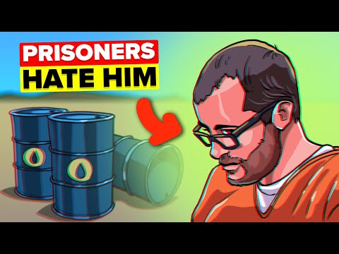 Most Hated Killer in American Prison