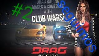 Drag Racing: Club Wars #2 seguimos
