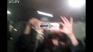 AKB48 大島優子 香港空港到着 2011年2月25日