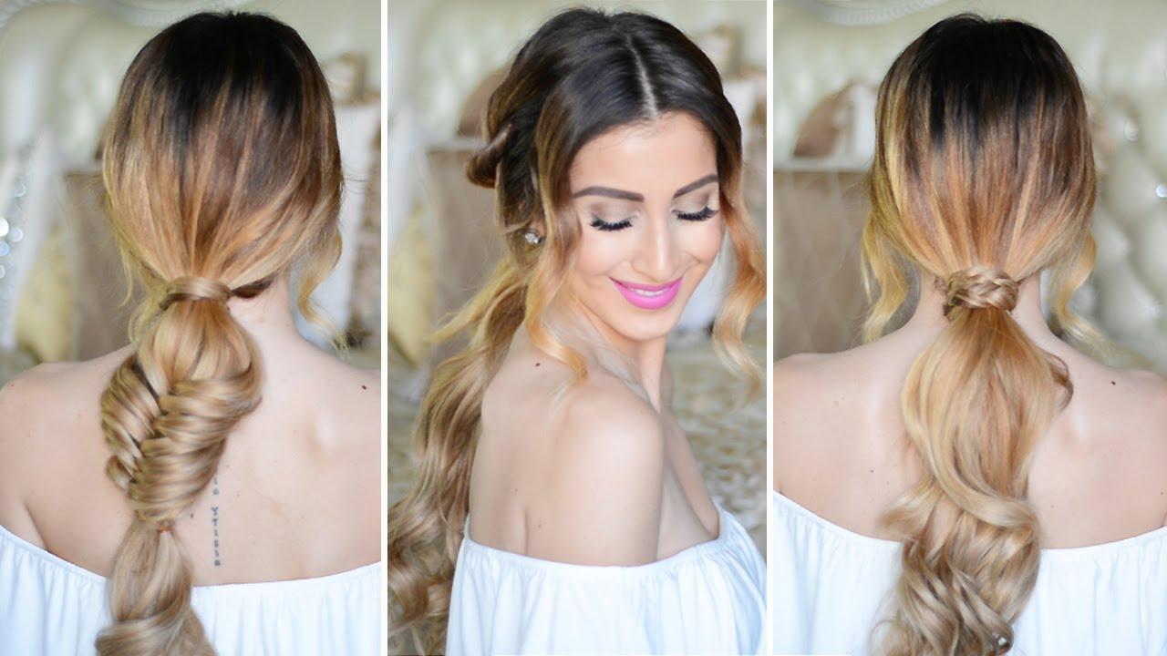 16 Beautiful Braided Ponytail Hairstyles for Different Occasions 16 Beautiful Braided Ponytail Hairstyles for Different Occasions new pics