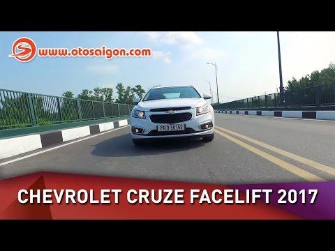 Otosaigon - Đánh giá Chevrolet Cruze nâng cấp facelift 2017