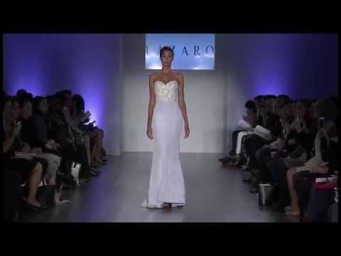 Lazaro Bridal Spring 2015 Style 3515