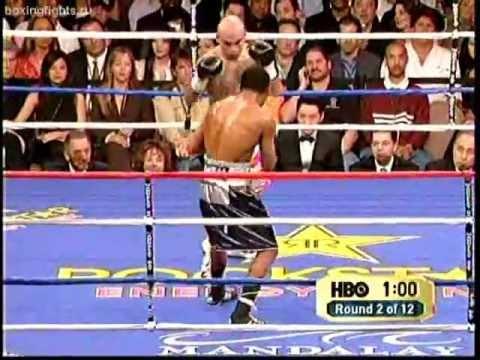 Shane Mosley vs Luis Collazo