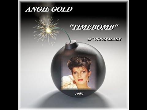 ANGIE GOLD ''TIMEBOMB'' (12'' ORIGINAL MIX)(1985)