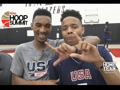 2016 Nike Hoop Summit: All Access Episode