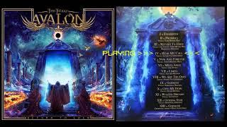 Timo Tolkki's Avalon - Return To Eden - Full album 2019