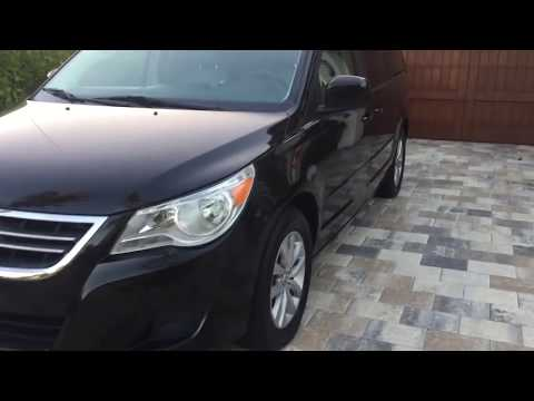 2012 Volkswagen Routan SE Review and Test Drive by Bill - Auto Europa Naples