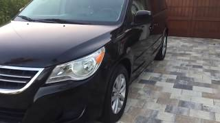 Volkswagen Routan 2012 Videos