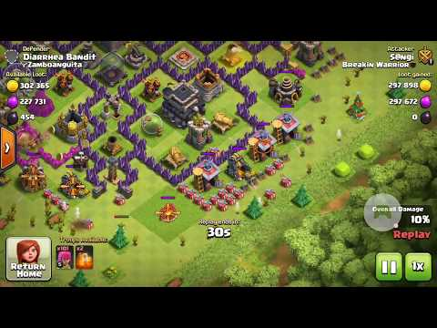 Low Cost Troops with Massive Loot Clash of Clans