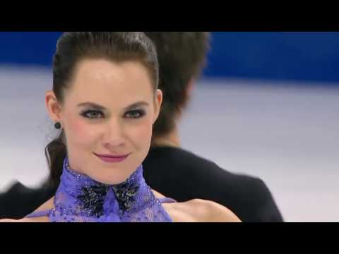 Tessa Virtue, Scott Moir Short Dance at 2016 Grand Prix Final | CBC Sports