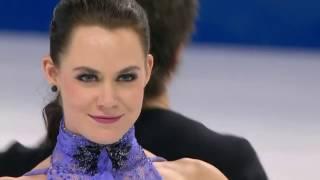 Tessa Virtue, Scott Moir Short Dance at 2016 Grand Prix Final   CBC Sports