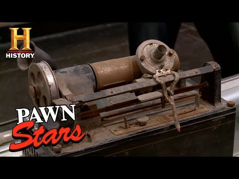 Pawn Stars: Duo of Dictaphones