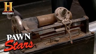Pawn Stars: Duo of Dictaphones | History