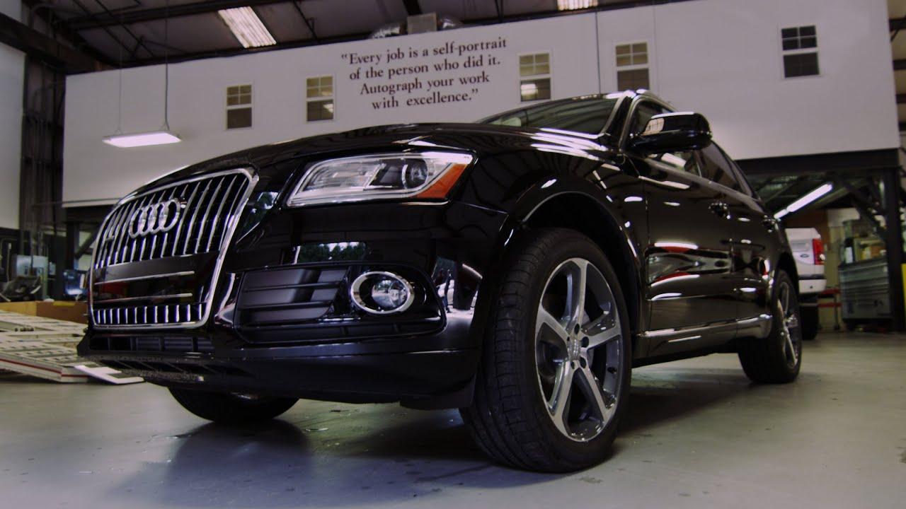 Audi Certified Collision Repair In Atlanta YouTube - Audi certified collision repair