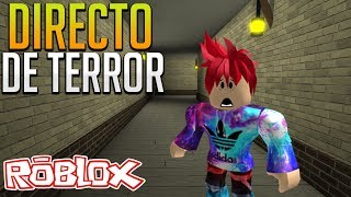 DIRECT ROBLOX TERROR ? Scaring in fear at Fraud Identity COMPLETE