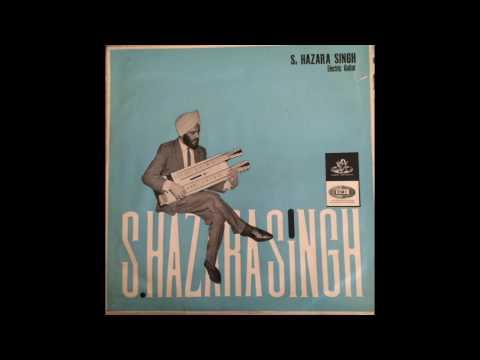 S. Hazara Singh - Electric Guitar - 1968 - FULL ALBUM