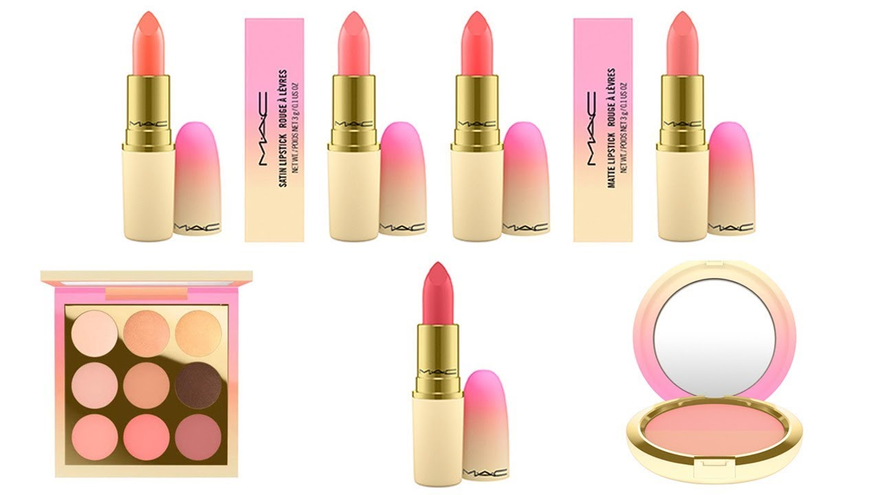 Buy Mac healthy pure face spring collection picture trends