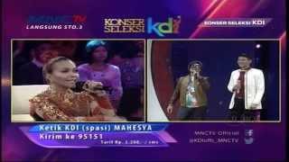 "Video Mahesya "" Gadis Malaysia "" Pekanbaru - Konser Seleksi KDI 2015 (4/4) download MP3, 3GP, MP4, WEBM, AVI, FLV September 2018"