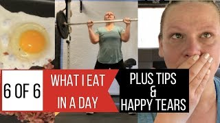 WHAT I EAT IN A DAY / BEST TIPS FOR KETO / WEEK 17 WEIGH-IN RESULTS