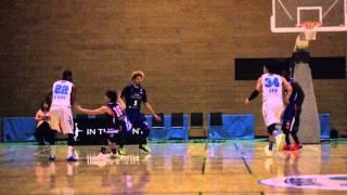 つくばロボッツvs三菱電機名古屋 バスケットボール 2015.3.1vol.9 五十...