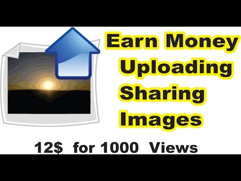 Earn Money By Uploading And Sharing Images - PixSense Review