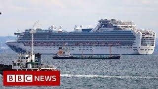 Coronavirus: Ten passengers on cruise ship test positive for virus  - BBC News