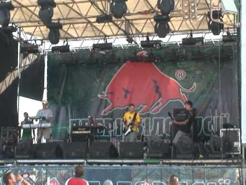 The Бруд - Тебя никто не звал(Live in Koktebel 08.08.2011)