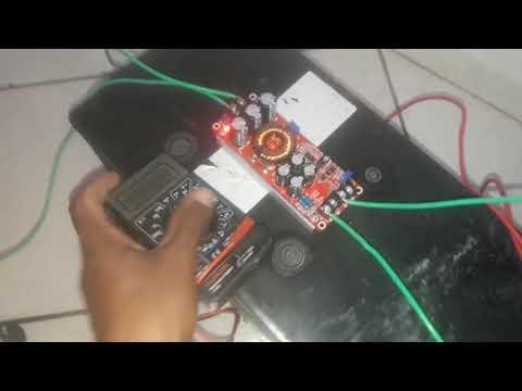 Ligando Tv De 42 Polegadas Na Bateria Sem Inversor 😳😳