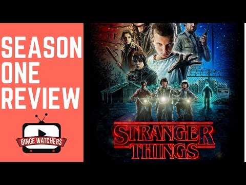 Is STRANGER THINGS The Best Netflix Original Yet? | Season 1 Review