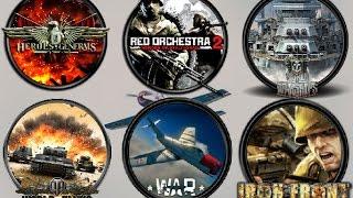 Онлайн игры про 2 мировую 2016
