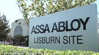 ASSA ABLOY Security Doors Capability Video (Full Version)