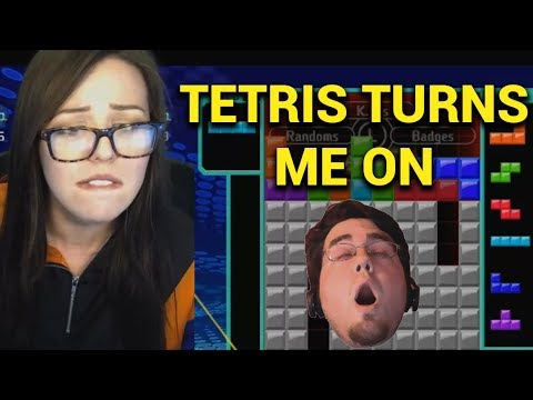 Tetris 99 TURNS ME ON