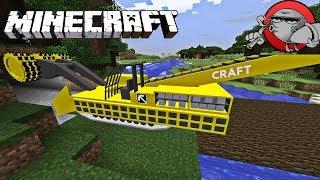 Minecraft - ТУННЕЛЬ (#18)