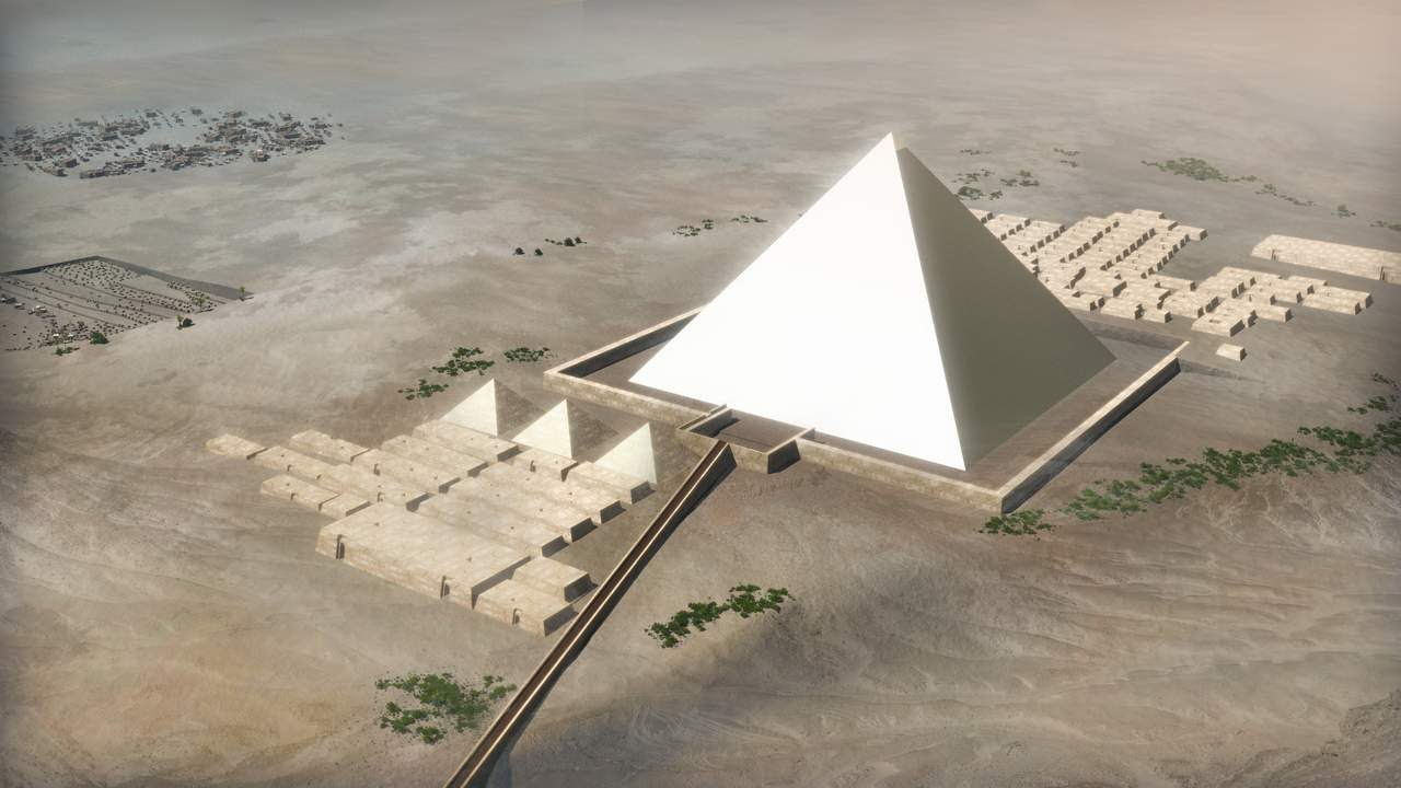 Pyramids True Purpose FINALLY DISCOVERED: Ancient Technology