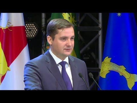Игорь Цыбульский назначен временно исполняющим обязанности главы Архангельской области.